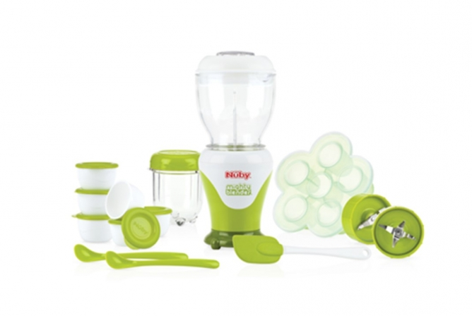 Best Baby Food Maker Nuby Garden Fresh Mighty Blender