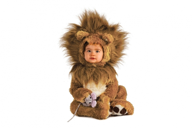 Best Baby Halloween Costumes Rubie's Noah Ark Lion Cub Baby Costume
