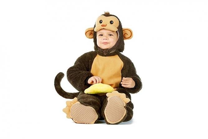 Best Baby Halloween Costumes Spooktacular Creations Monkey Costume