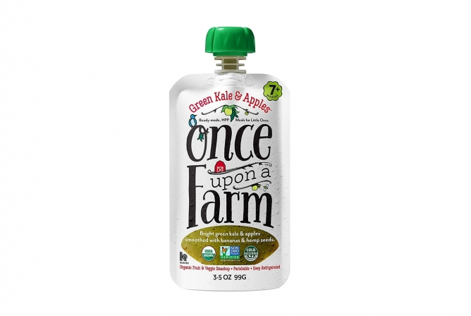 Best Organic Baby Food Once Upon A Farm Organic Baby Food