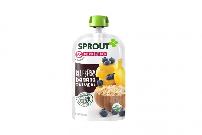 Best Organic Baby Food Sprout Organic Baby Food