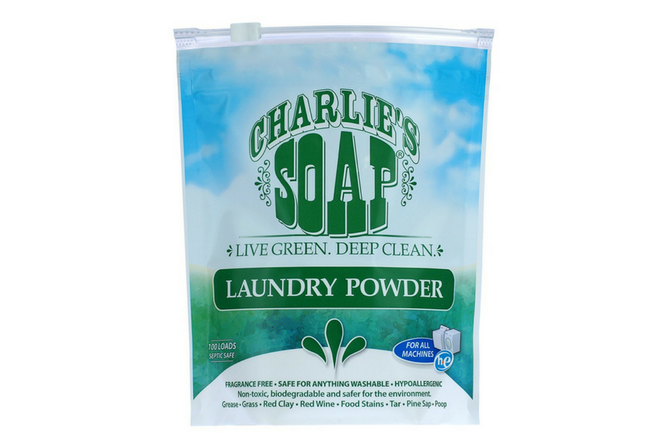 Charlie's Soap Fragrance Free Laundry Powder
