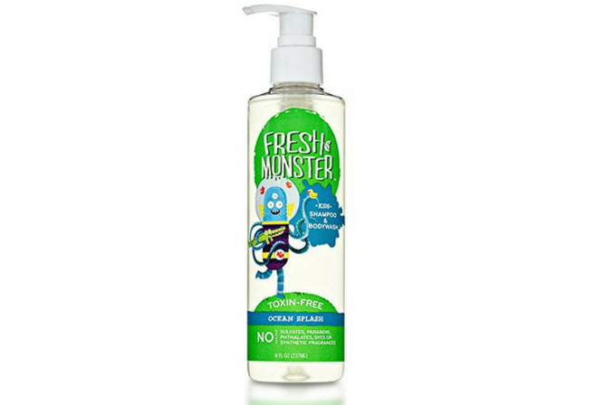 Fresh Monster Kids Shampoo & Body Wash