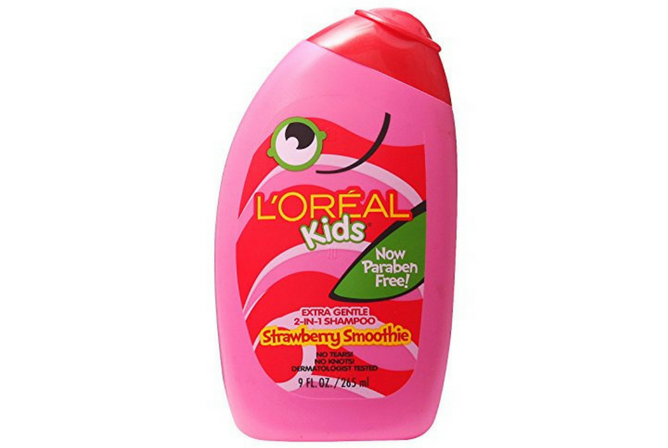 L'Oreal Kids Extra Gentle 2-in-1 Shampoo