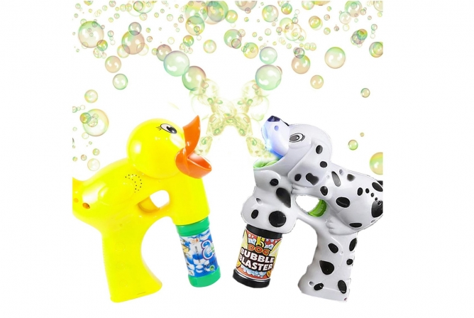 Best Outdoor Toys for Toddlers ArtCreativitys Bubble Blaster Set