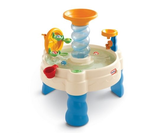 Best Outdoor Toys for Toddlers Little Tikes Spiralin' Seas Waterpark Play Table