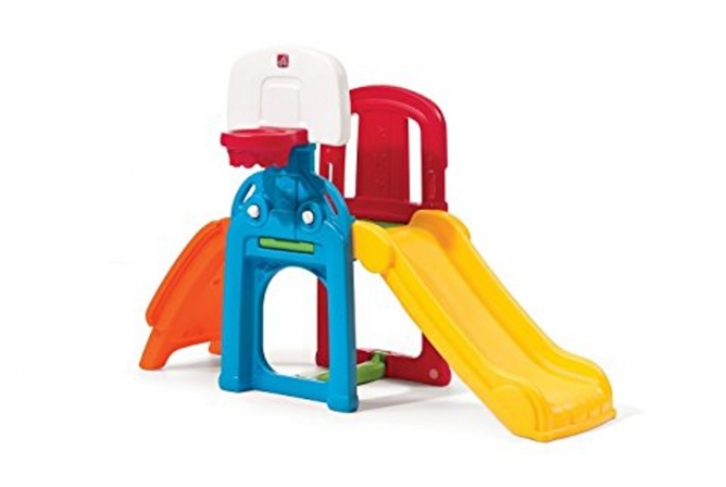 Best Outdoor Toys for Toddlers Step2 Game Time Sports Climber