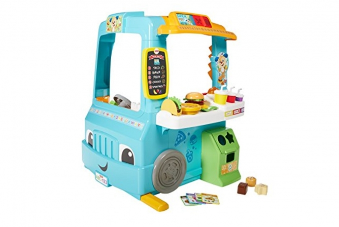 Best Toddler Toys Fisher-Price Servin' Up Fun Food Truck