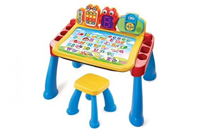 Best Toddler Toys VTech Touch and Learn Activity Desk