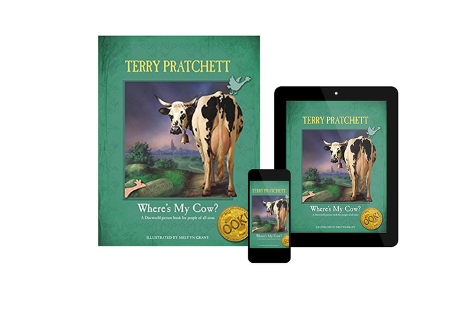 Where's My Cow By Terry Pratchett