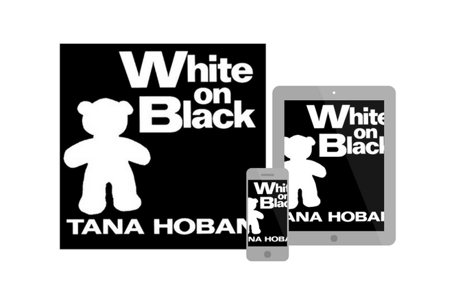 White on Black, by Tana Hoban