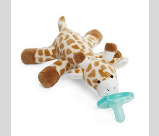 Best baby Pacifiers Wubbanub Infant Pacifier
